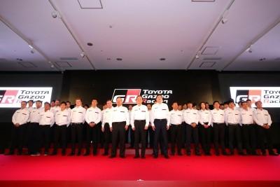 2016 Toyota GAZOO Racecars & Series Preview 7