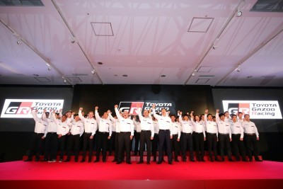 2016 Toyota GAZOO Racecars & Series Preview 8