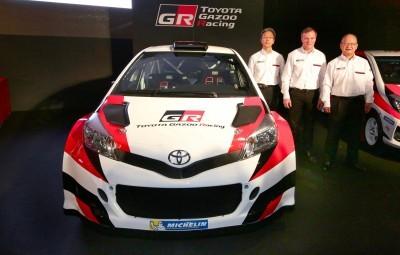 2016 Toyota GAZOO Racecars & Series Preview 9