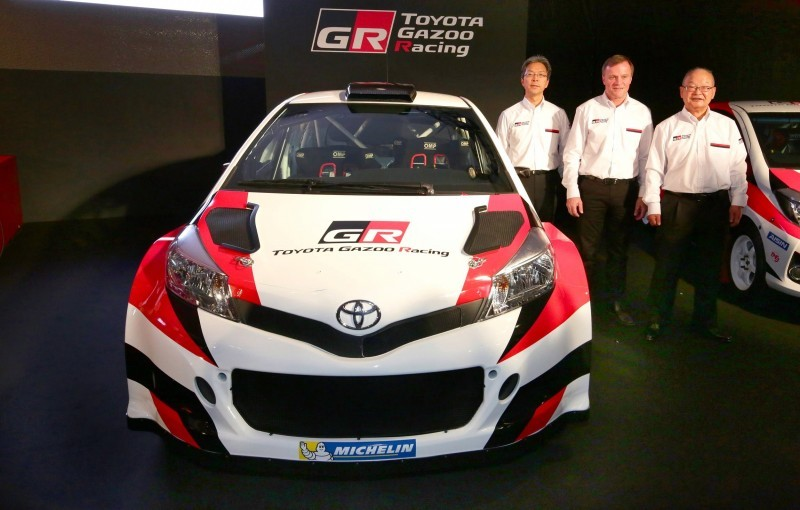 2016 Toyota GAZOO Racecars & Series Preview 9