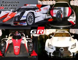 2016 Toyota GAZOO Racecars & Series Preview – New TS050 LMP1 Revamp, WRC Yarii + New C-HR Racing and RC GT3