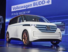 OP_ED: Meet the $25B Microbus – 2016 Volkswagen Budd-E – EV Van Concept Begs Sympathy for Poor, Mistreated VW