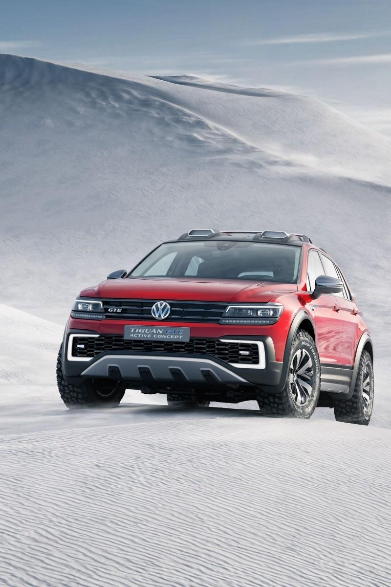 2016 Volkswagen Tiguan GTE Active Concept 17