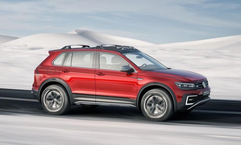 2016 Volkswagen Tiguan GTE Active Concept 20