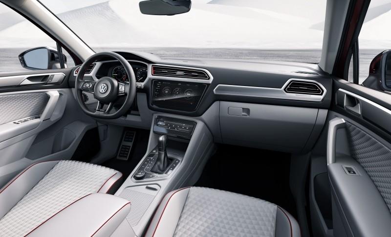 2016 Volkswagen Tiguan GTE Active Concept 25