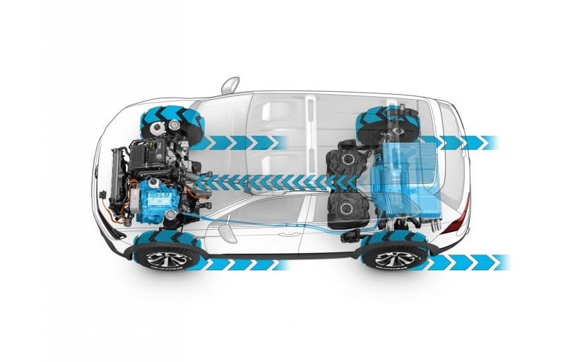 2016 Volkswagen Tiguan GTE Active Concept 4