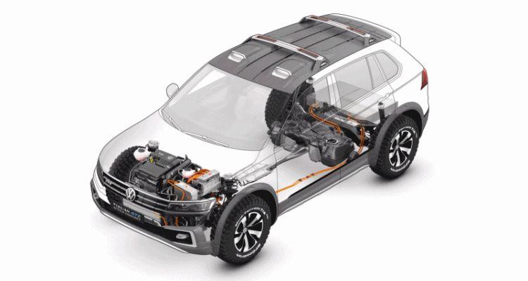 2016 Volkswagen Tiguan GTE Active Concept
