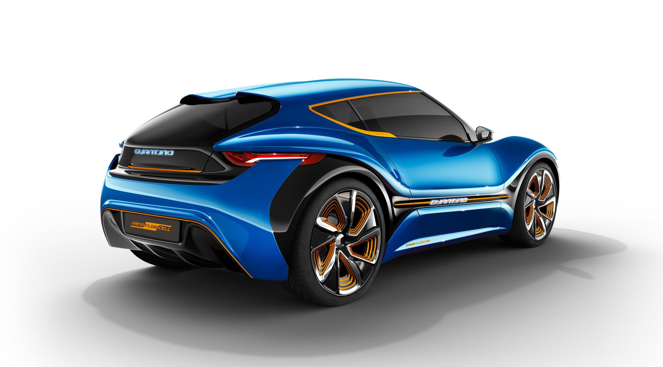 nanoFlowcell QUANTiNO AWD EV Aims Squarely at BMW i via