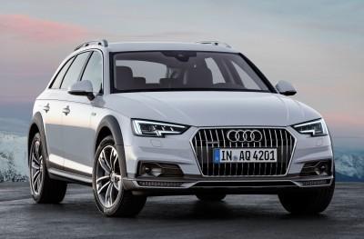 2017 Audi A4 Allroad 14