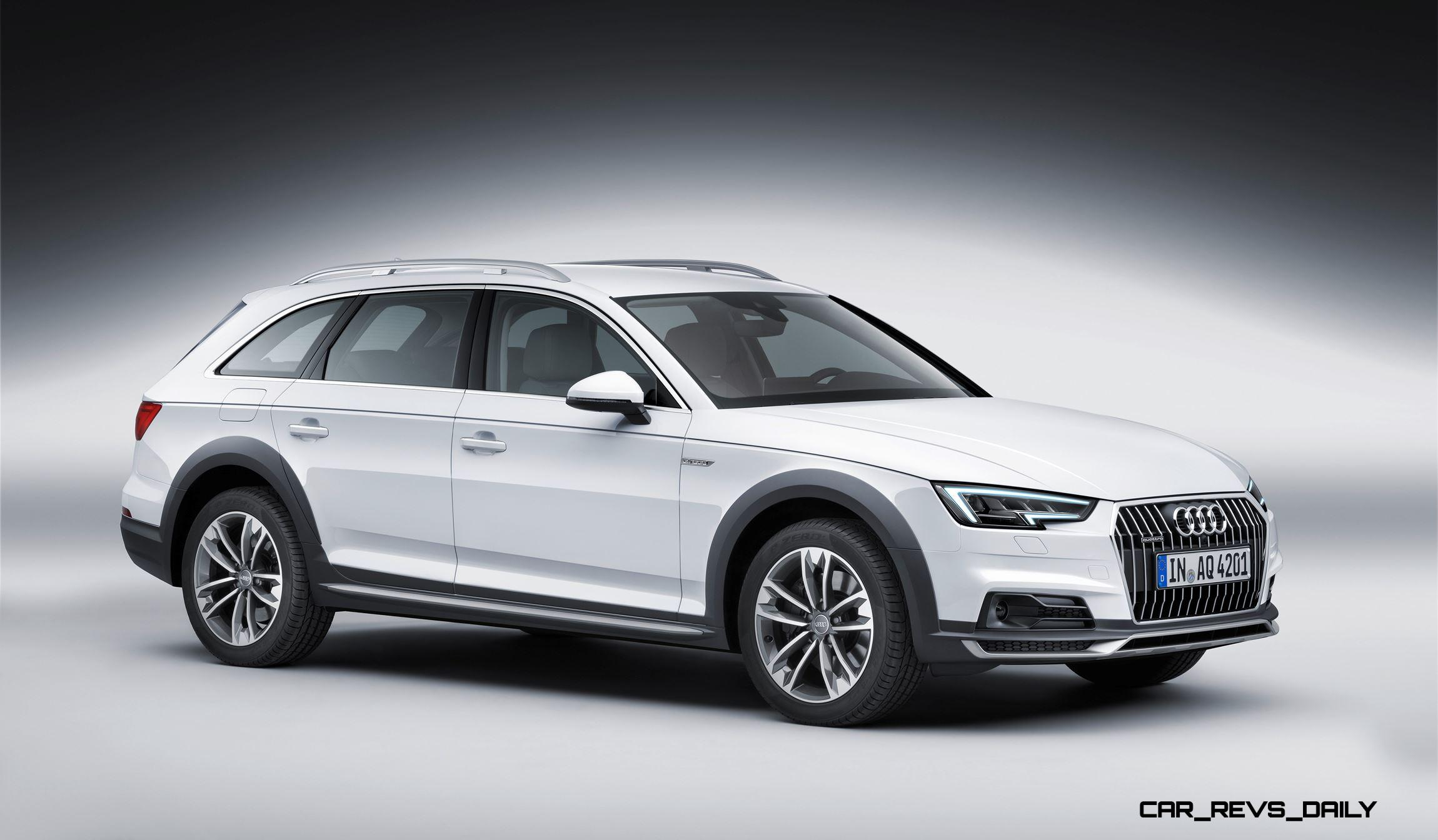 2017 audi a4 allroad 50k ski wagon set for fall 2016. Black Bedroom Furniture Sets. Home Design Ideas