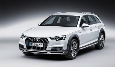 2017 Audi A4 Allroad 25