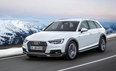 2017 Audi A4 Allroad 35