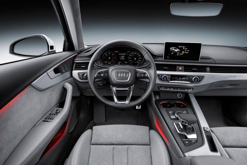 2017 Audi A4 Allroad 44