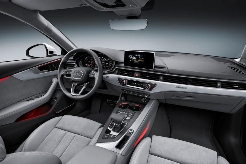 2017 Audi A4 Allroad 45