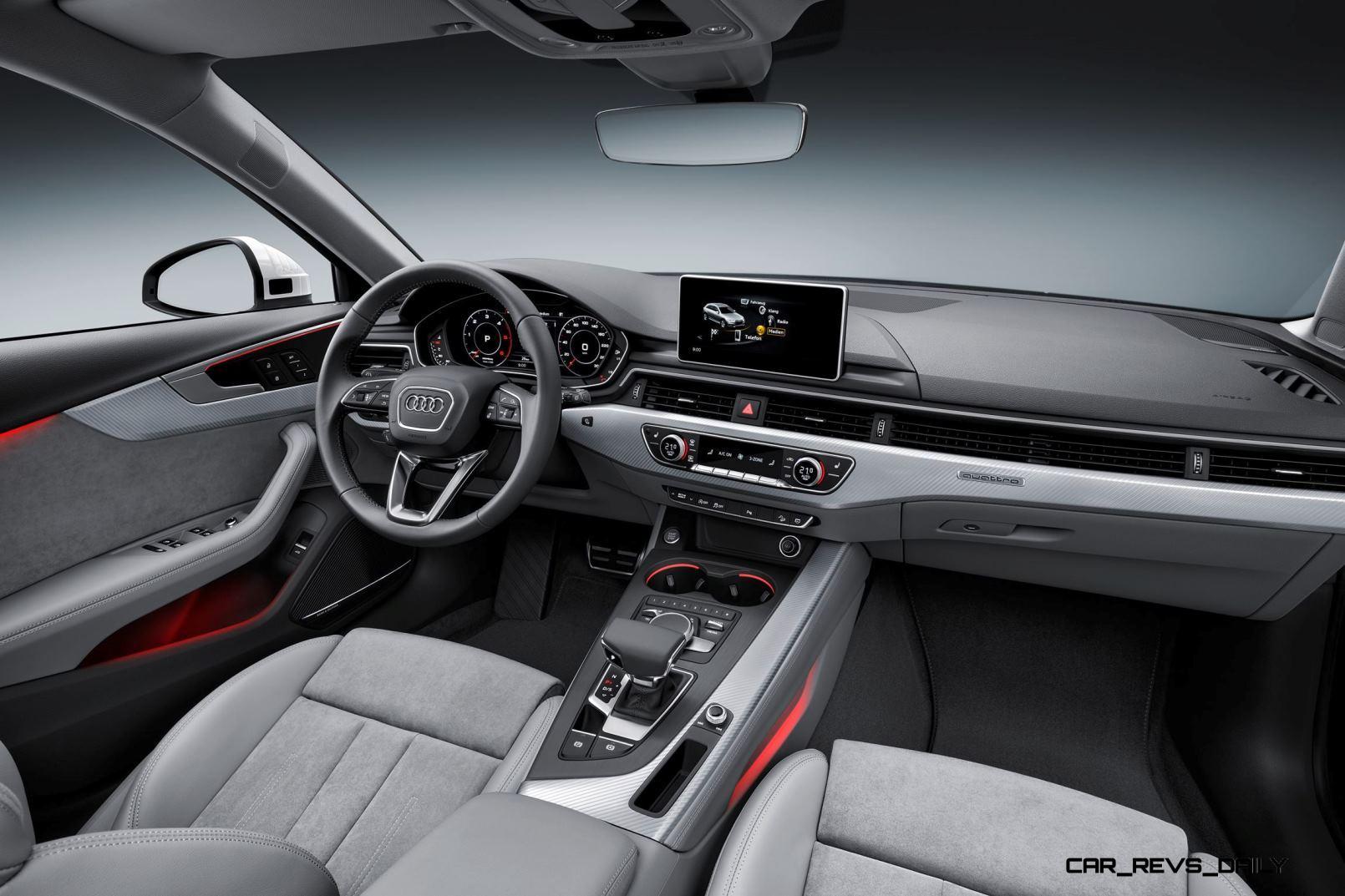 2017 Audi A4 Allroad 50k Ski Wagon Set For Fall 2016 Usa