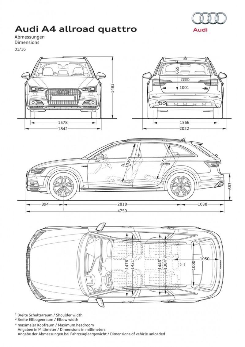 2017 Audi A4 Allroad 49