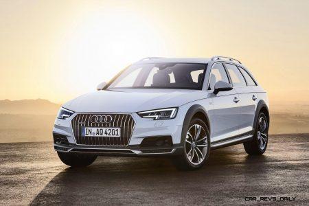 2017 Audi A4 Allroad 50k Ski Wagon Set For Fall 2016 Usa Arrival Blah Exterior But Ah Interior