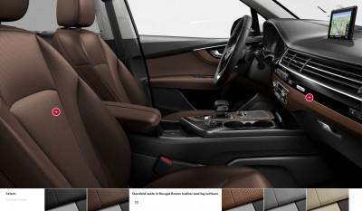 2017 Audi Q7 Colors, Wheels and Interiors 19