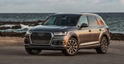 2017 Audi Q7 USA 19