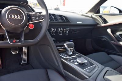 2017 Audi R8 V10 Dynamite Red 19