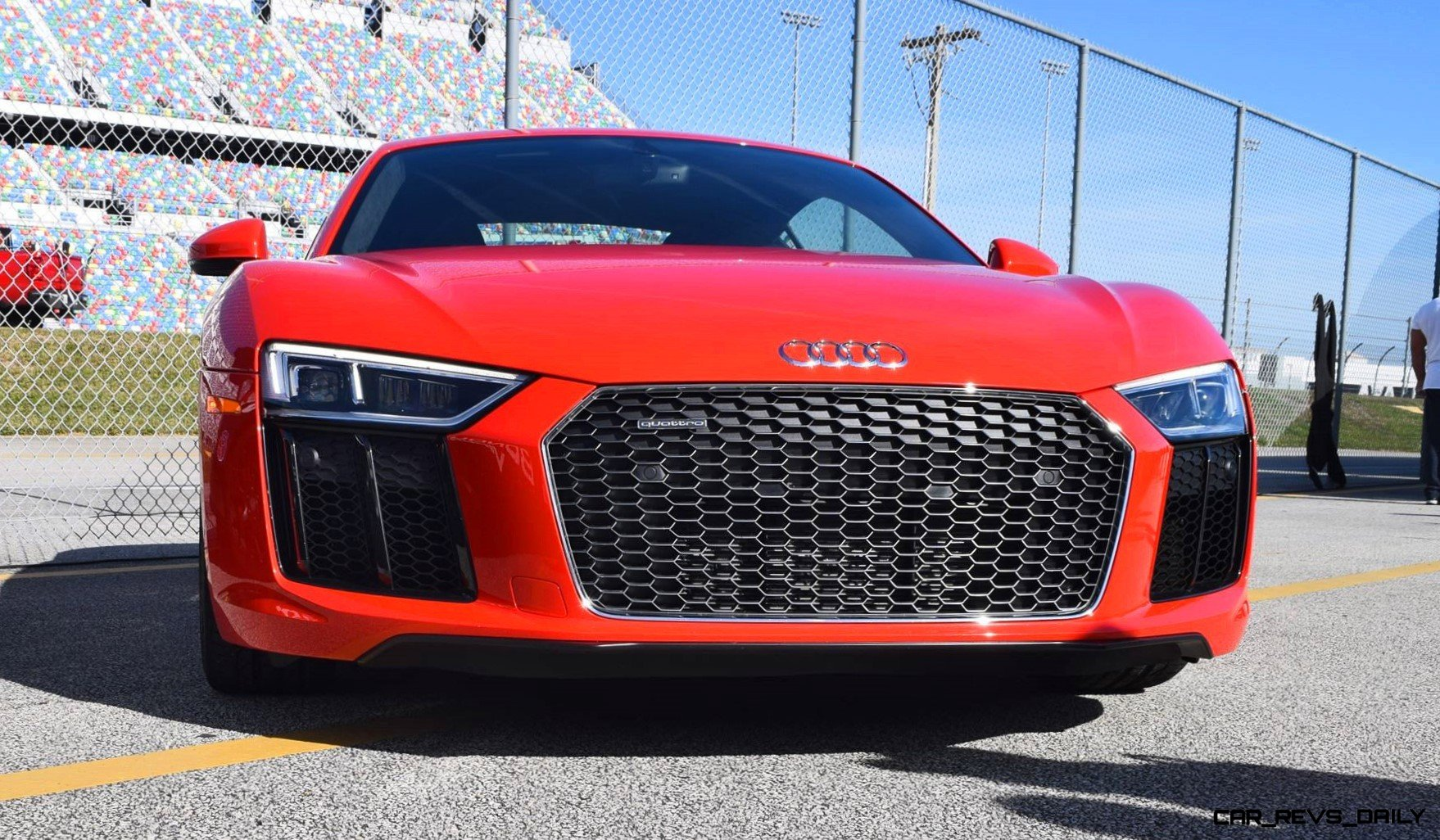 2017 Audi R8 V10 Usa Pricing Colors And Spec Secrets 40 Photo Flyaround Car Revs Daily Com