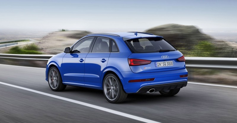 2017 Audi RS Q3 Performance 10