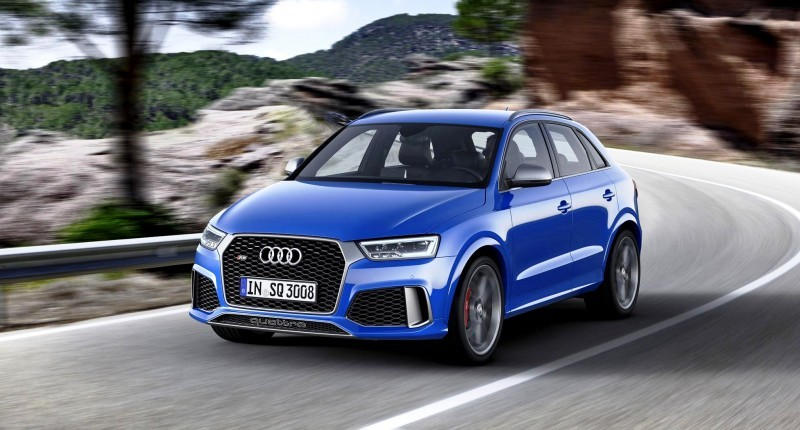 2017 Audi RS Q3 Performance 11