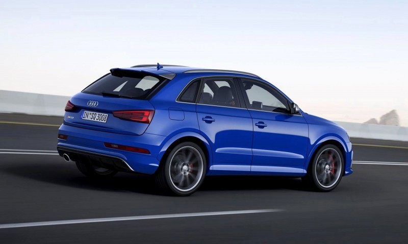 2017 Audi RS Q3 Performance 14
