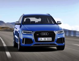 ~4.3s, 367HP 2017 Audi RS Q3 Performance – Latest RS-UV Delivers Stonking Power, Style Upgrades