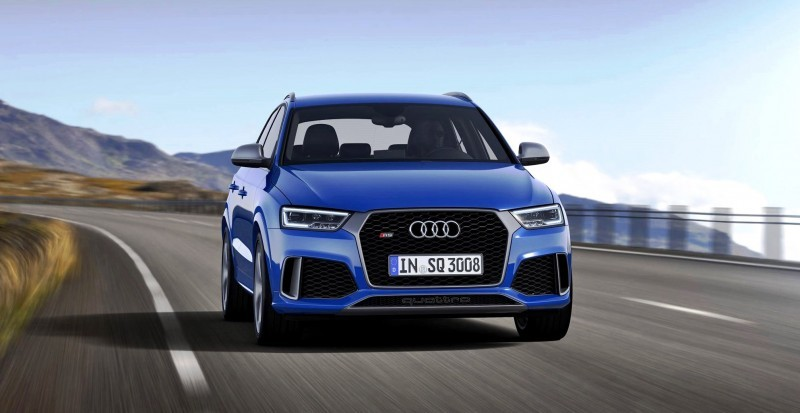 2017 Audi RS Q3 Performance 15