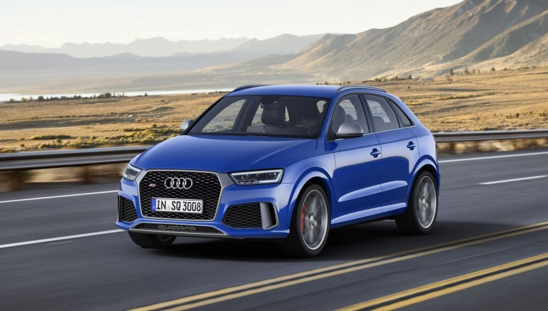2017 Audi RS Q3 Performance 9