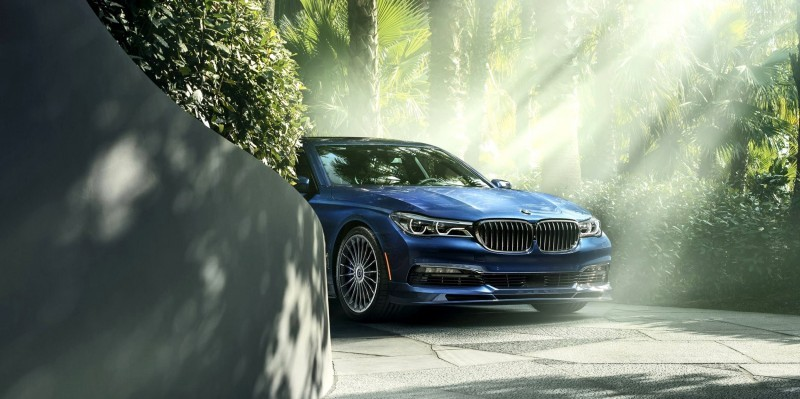 2017 BMW ALPINA B7 xDrive 13