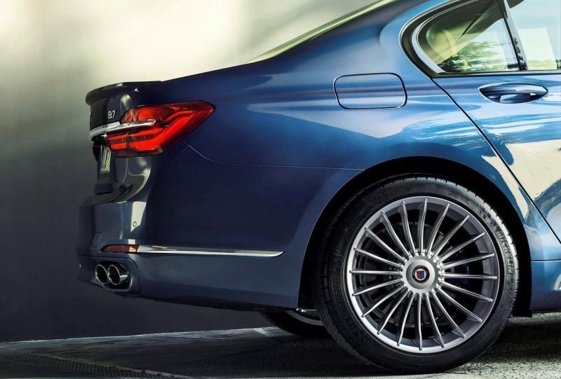 2017 BMW ALPINA B7 xDrive 16