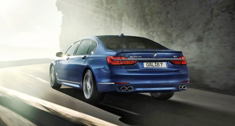 2017 BMW ALPINA B7 xDrive 4