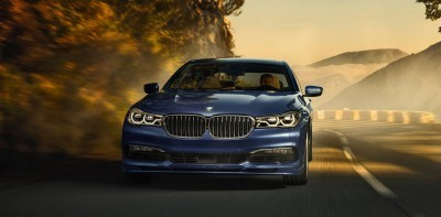 2017 BMW ALPINA B7 xDrive 5
