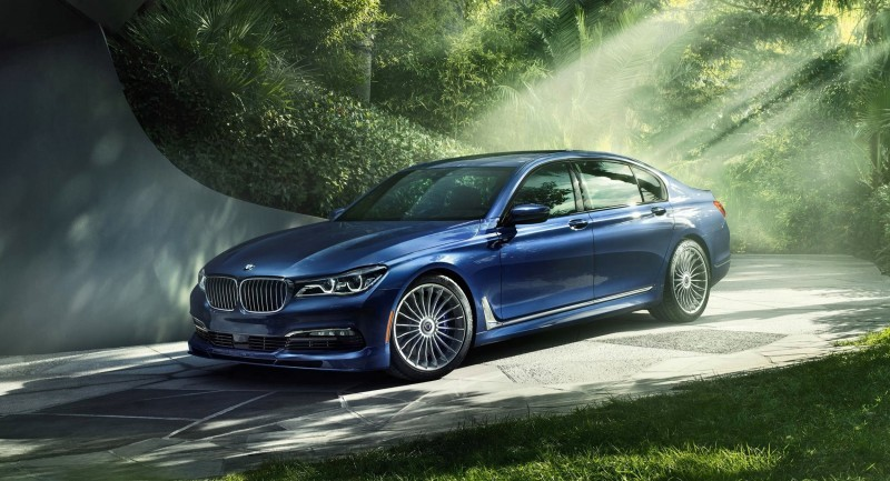2017 BMW ALPINA B7 xDrive 8