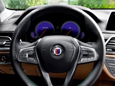 2017 BMW ALPINA B7 xDrive Interior 10