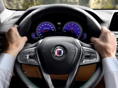 2017 BMW ALPINA B7 xDrive Interior 12
