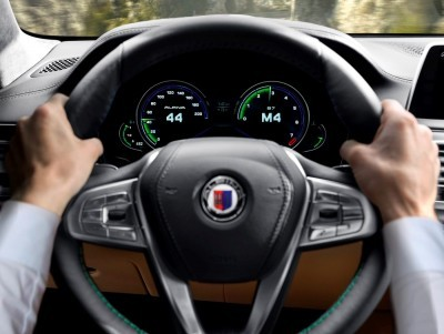 2017 BMW ALPINA B7 xDrive Interior 15