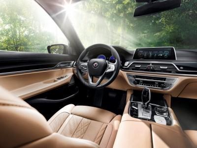 2017 BMW ALPINA B7 xDrive Interior 2