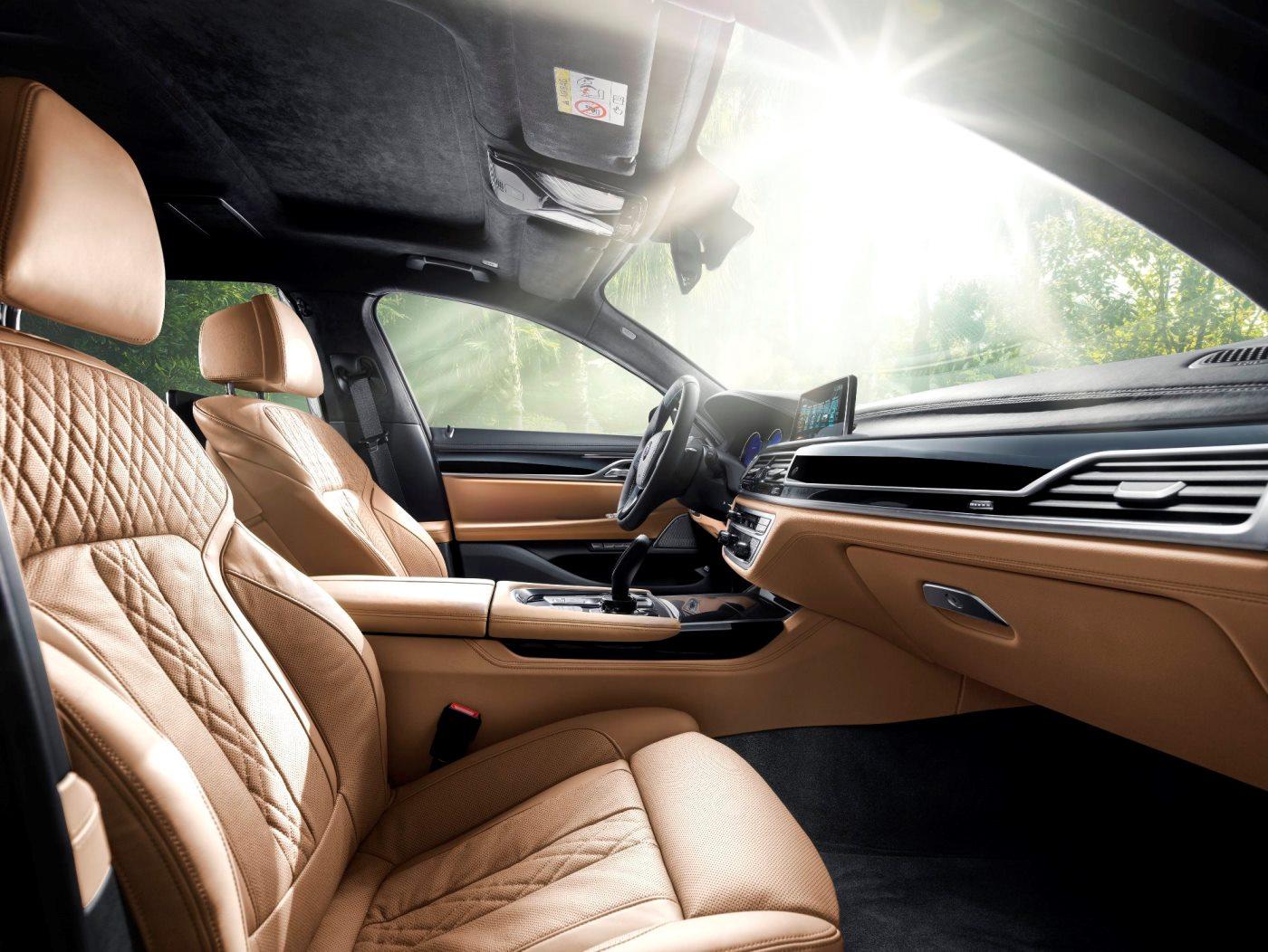 BMW ALPINA B XDrive Interior - Alpina b7 xdrive