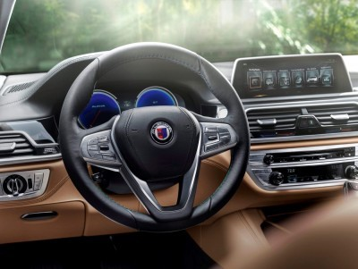 2017 BMW ALPINA B7 xDrive Interior 5