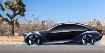 2017 BMW i6 Materializes in Renderings As Huge Carbon-Fiber Plant of Toray Industries Heads to Spartanburg 19