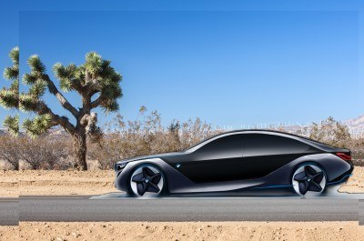 2017 BMW i6 Materializes in Renderings As Huge Carbon-Fiber Plant of Toray Industries Heads to Spartanburg 3