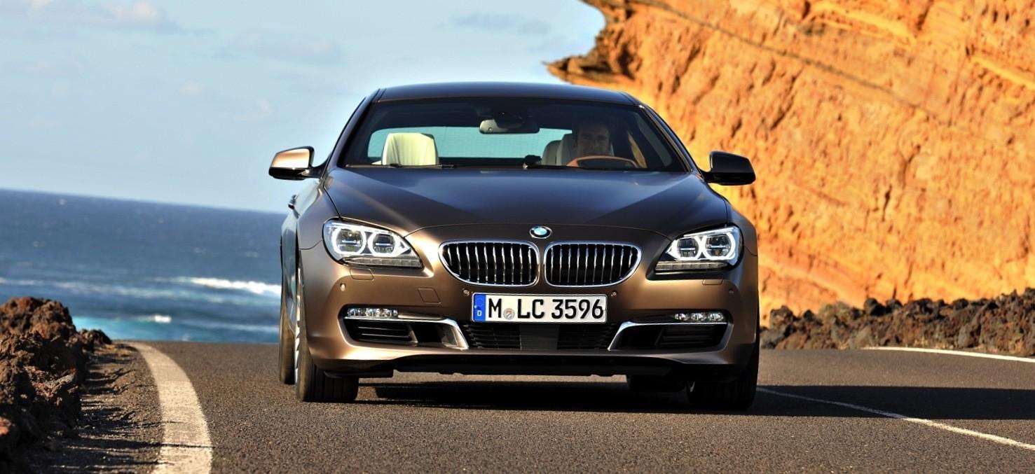 2017 BMW I6 Materializes As Huge Carbon Fiber Plant Of