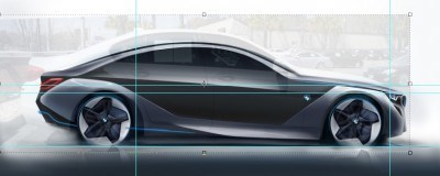 2017 BMW i6 Materializes in Renderings As Huge Carbon-Fiber Plant of Toray Industries Heads to Spartanburg 7