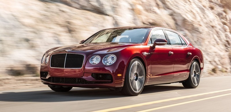 2017 Bentley Flying Spur V8S 1