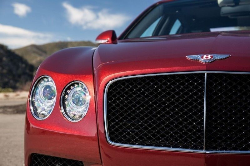 2017 Bentley Flying Spur V8S 3