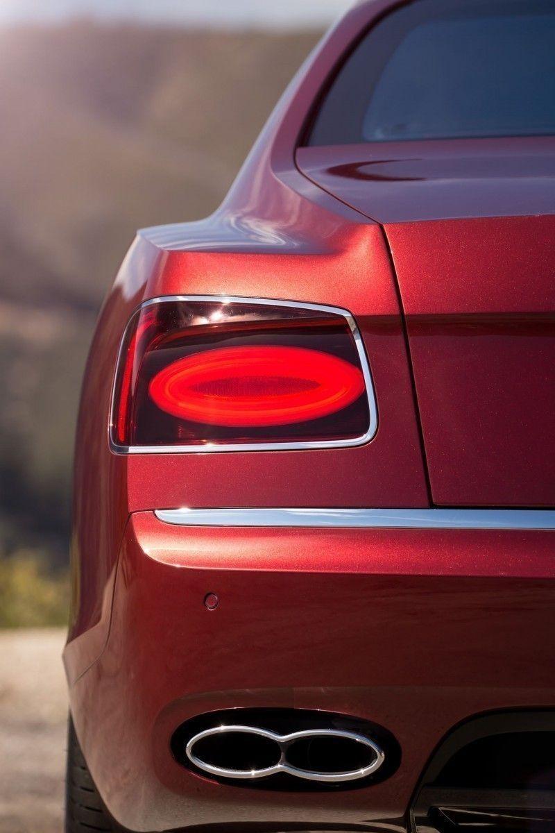 2017 Bentley Flying Spur V8S 4