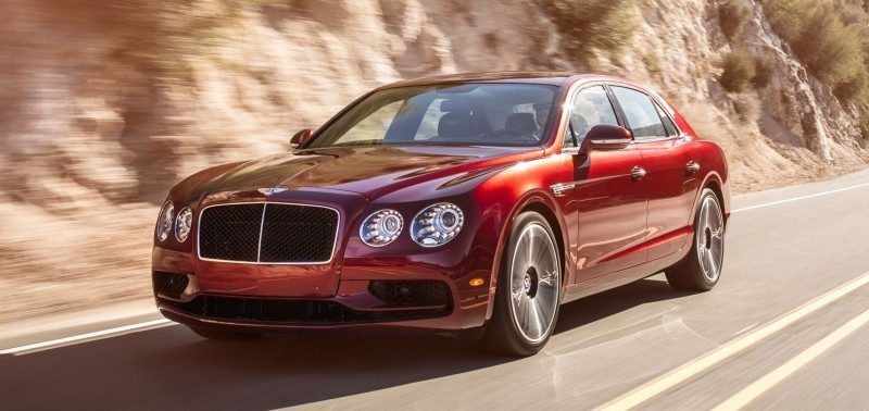 2017 Bentley Flying Spur V8S 7